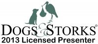 Dogs and Storks Licensed Presenter
