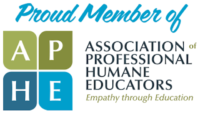 LOGO Association of Professional Humane Educators