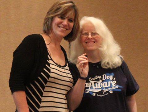 Aunt Penny and Jen Shyrock